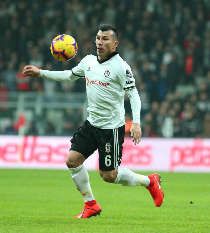 Beşiktaş - Erzurumspor maçından kareler 1