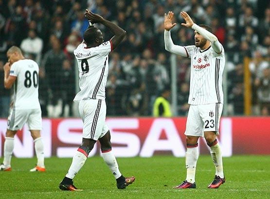 İşte dün akşam Beşiktaş'ın imza attığı rekorlar 7