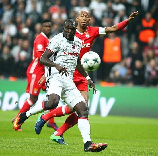 İşte dün akşam Beşiktaş'ın imza attığı rekorlar 8