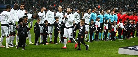 İşte dün akşam Beşiktaş'ın imza attığı rekorlar 9