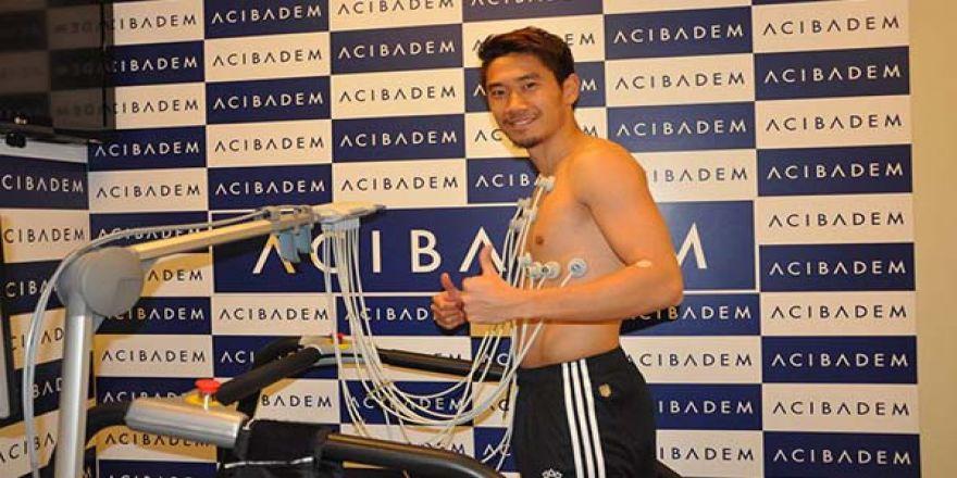 Shinji Kagawa'nın sevgilisi sosyal medyanın yıldızı