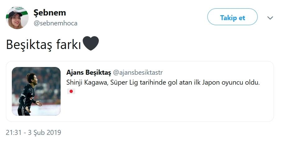 Sosyal medyada Kagawa çılgınlığı! İşte futbolcuya gelen övgü tweetleri 1