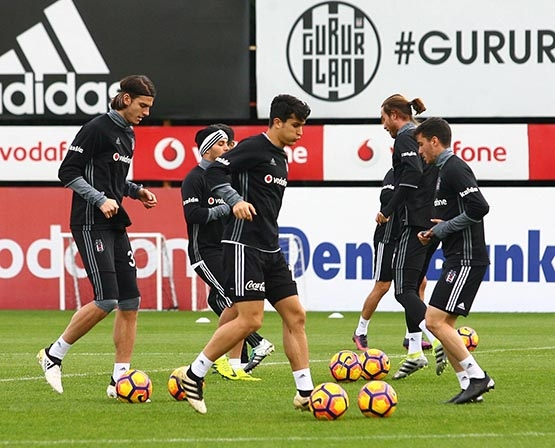 Medipol Başakşehir maçı hazırlıkları başladı 1