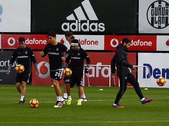 Medipol Başakşehir maçı hazırlıkları başladı 10
