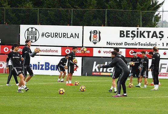 Medipol Başakşehir maçı hazırlıkları başladı 2