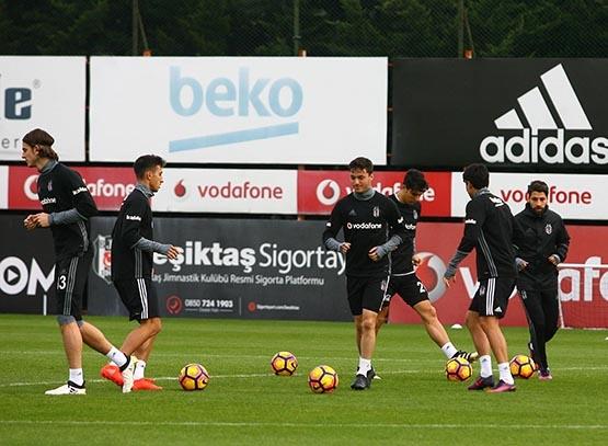 Medipol Başakşehir maçı hazırlıkları başladı 3