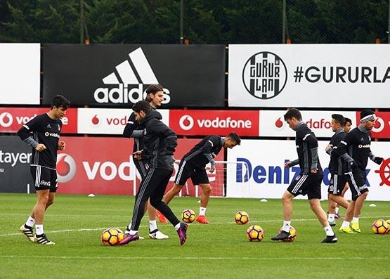 Medipol Başakşehir maçı hazırlıkları başladı 4