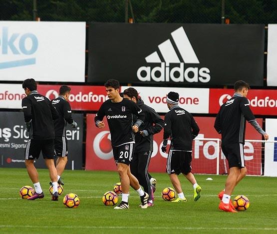 Medipol Başakşehir maçı hazırlıkları başladı 5