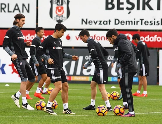 Medipol Başakşehir maçı hazırlıkları başladı 6
