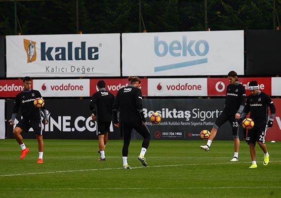 Medipol Başakşehir maçı hazırlıkları başladı 8