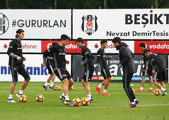 Medipol Başakşehir maçı hazırlıkları başladı 9