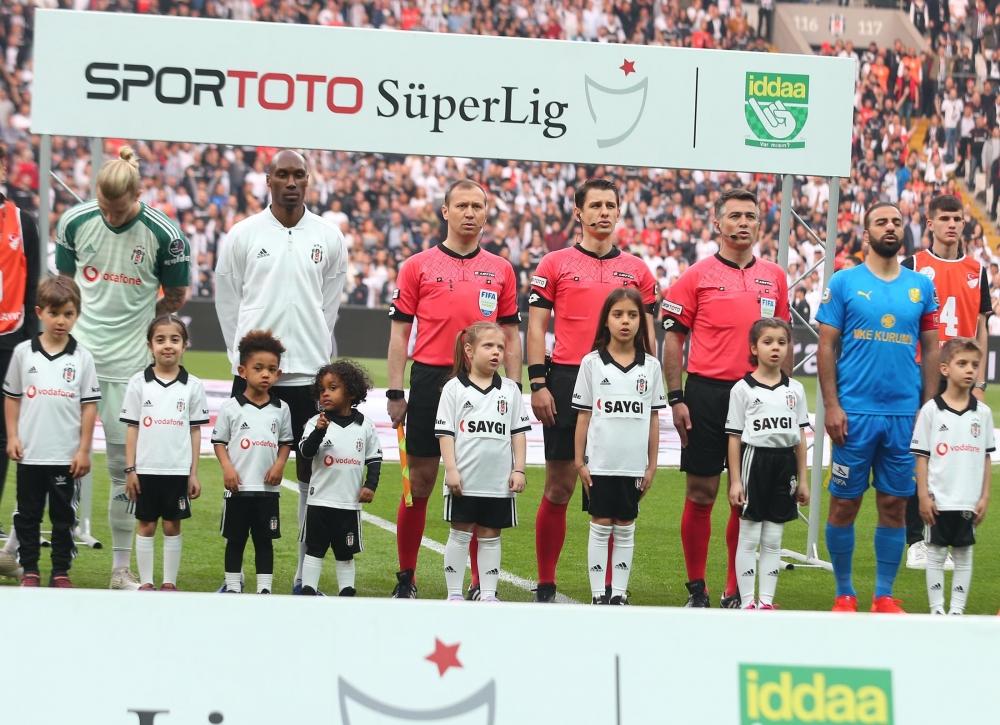 Beşiktaş:4 - Ankaragücü:1 1