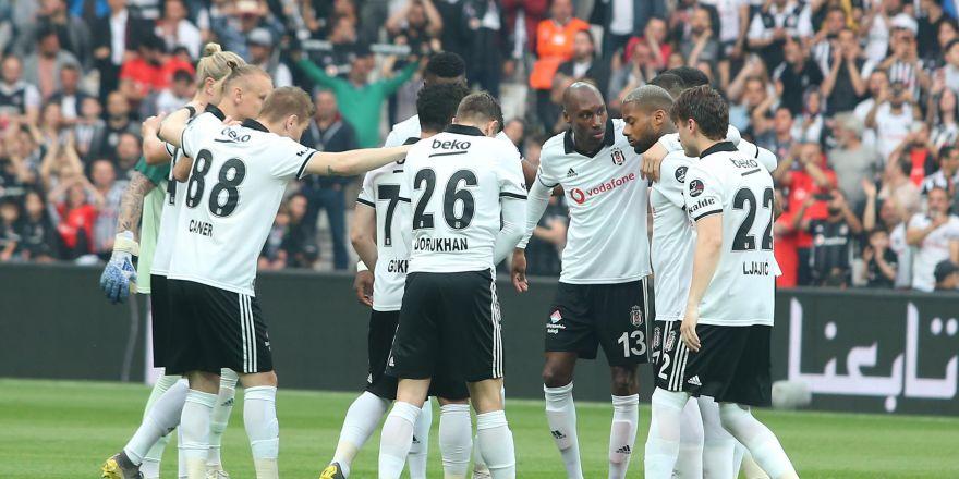 Beşiktaş:4 - Ankaragücü:1