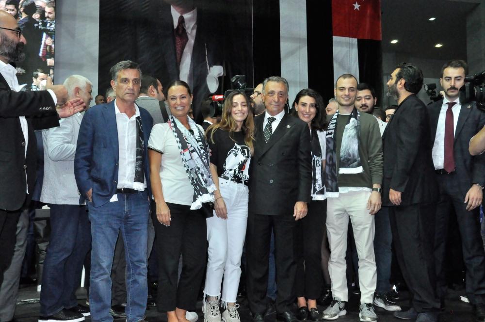 Beşiktaş'ın 34. Başkanı Ahmet Nur Çebi 1