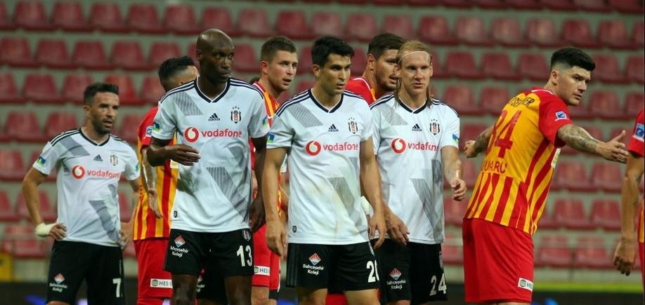 """Kayserispor - Beşiktaş maçının ardından yazar görüşleri: """"Necip'in çıkması yanlıştı"""" 1"""