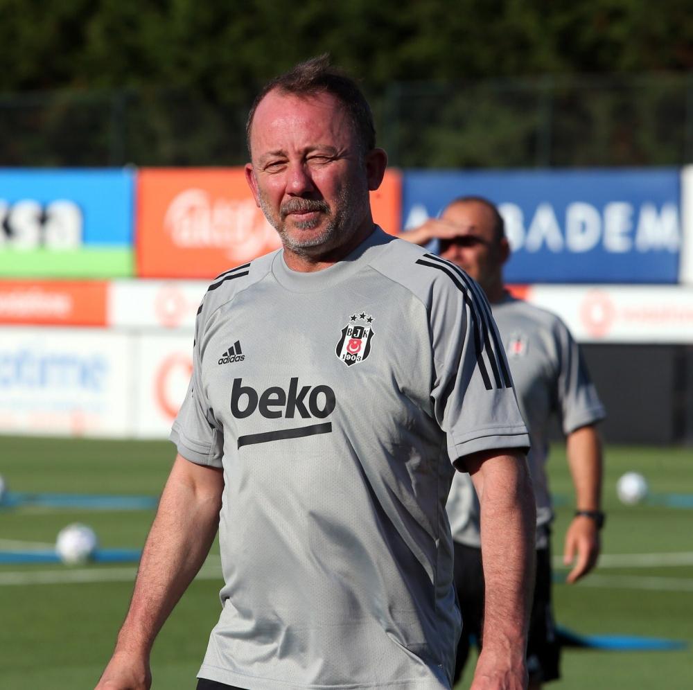 Beşiktaş 20200-21 sezonunu açtı 1