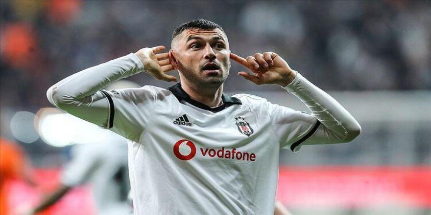 2020-21 sezonu yazında Beşiktaş'tan ayrılan futbolcular