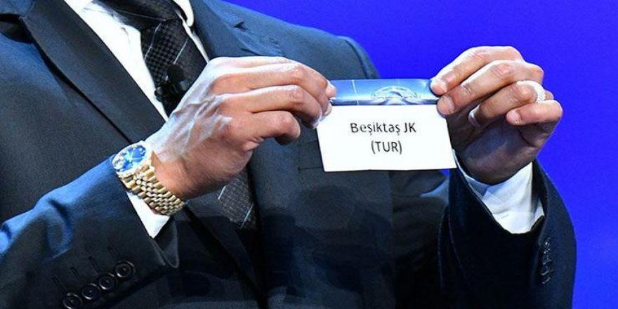 Beşiktaş'ın Avrupa Kupaları kura şanssızlıkları
