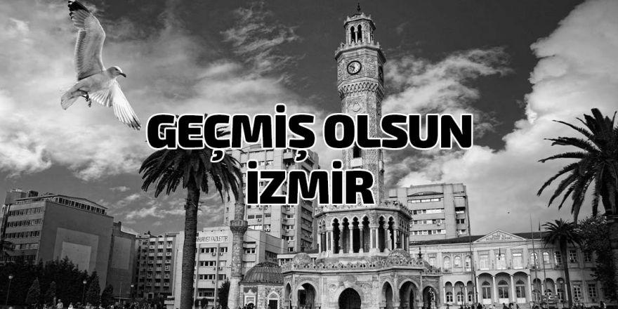 Beşiktaşlı futbolculardan İzmir için 'Geçmiş Olsun' mesajları