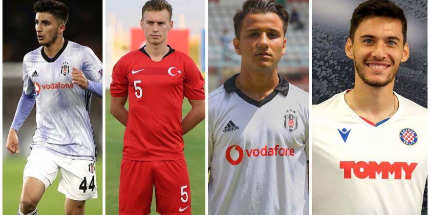 Beşiktaş'ın kiralık olarak yolladığı oyuncuların performansları
