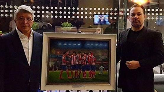 Efsane Beşiktaş resimleri satışa çıkarıldı 6