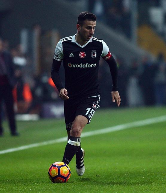 Beşiktaş-Başakşehir maçından kareler 23