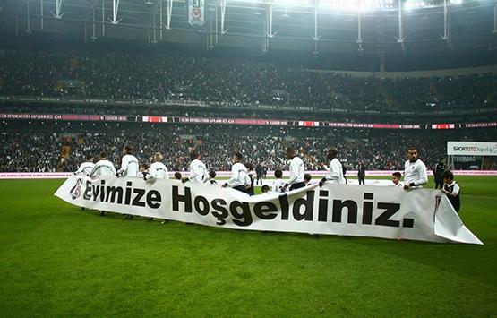 Beşiktaş-Başakşehir maçından kareler 29