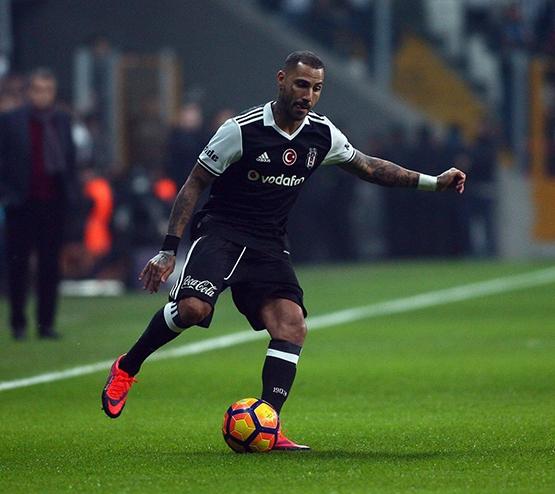 Beşiktaş-Başakşehir maçından kareler 42