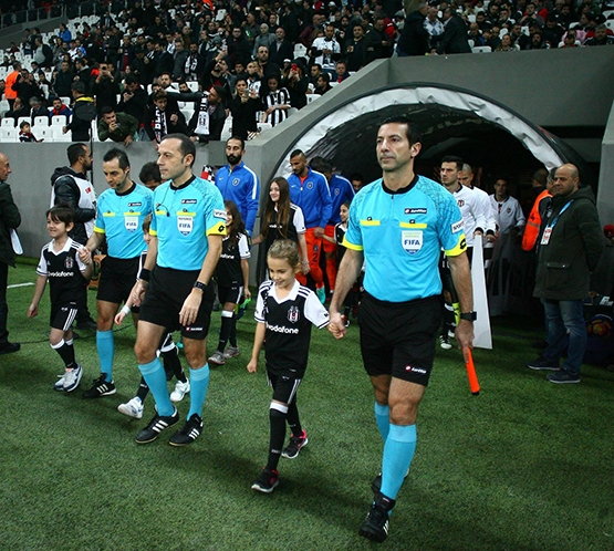Beşiktaş-Başakşehir maçından kareler 5
