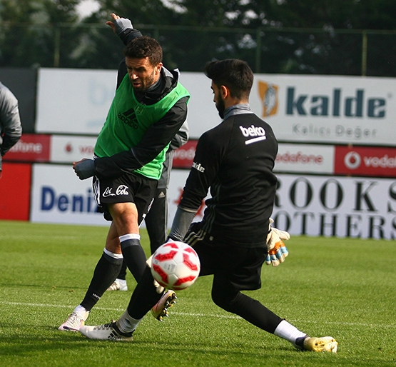 Darıca Gençlerbirliği maçı hazırlıkları başladı 11