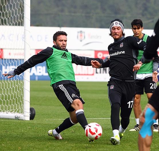 Darıca Gençlerbirliği maçı hazırlıkları başladı 2