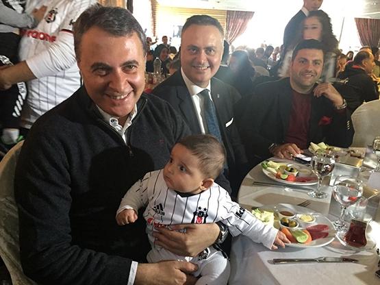 Fikret Orman, İzmitli Beşiktaşlılarla buluştu 5