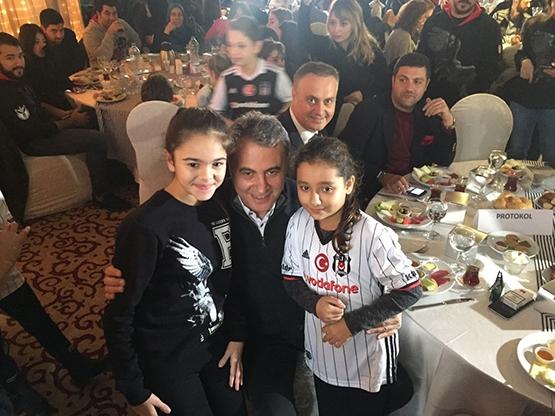 Fikret Orman, İzmitli Beşiktaşlılarla buluştu 6
