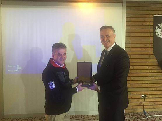 Fikret Orman, İzmitli Beşiktaşlılarla buluştu 8