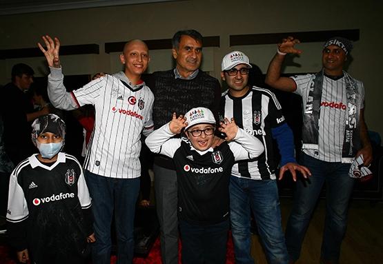 Beşiktaş'a anlamlı ziyaret 4
