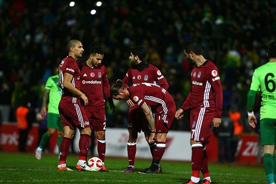 Darıca Gençlerbirliği - Beşiktaş maçından kareler 10