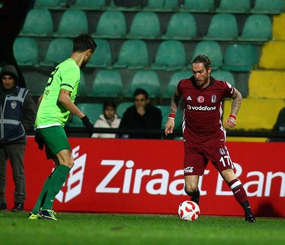 Darıca Gençlerbirliği - Beşiktaş maçından kareler 12