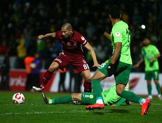 Darıca Gençlerbirliği - Beşiktaş maçından kareler 13