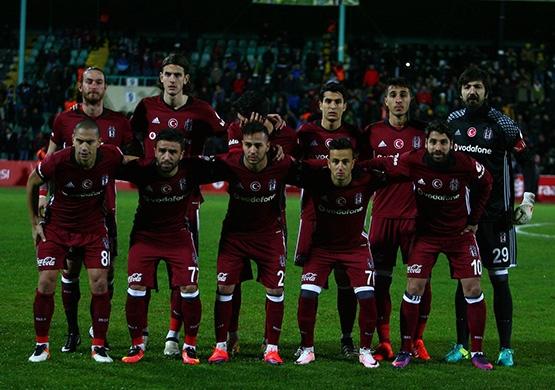 Darıca Gençlerbirliği - Beşiktaş maçından kareler 15