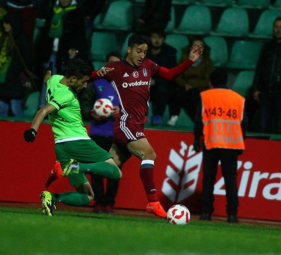 Darıca Gençlerbirliği - Beşiktaş maçından kareler 16