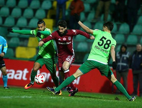 Darıca Gençlerbirliği - Beşiktaş maçından kareler 19