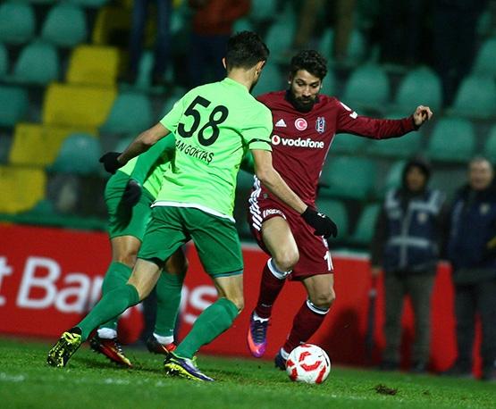 Darıca Gençlerbirliği - Beşiktaş maçından kareler 3