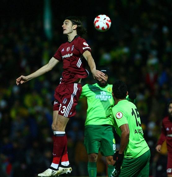 Darıca Gençlerbirliği - Beşiktaş maçından kareler 5