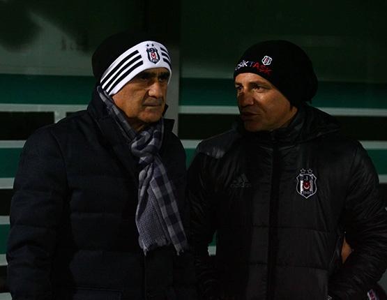 Darıca Gençlerbirliği - Beşiktaş maçından kareler 6