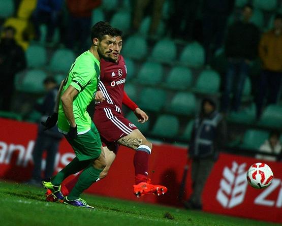 Darıca Gençlerbirliği - Beşiktaş maçından kareler 7