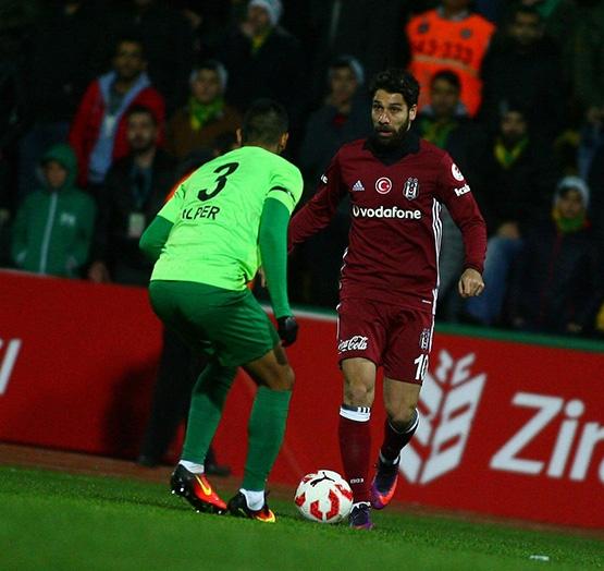 Darıca Gençlerbirliği - Beşiktaş maçından kareler 8