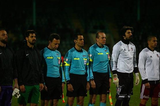 Darıca Gençlerbirliği - Beşiktaş maçından kareler 9