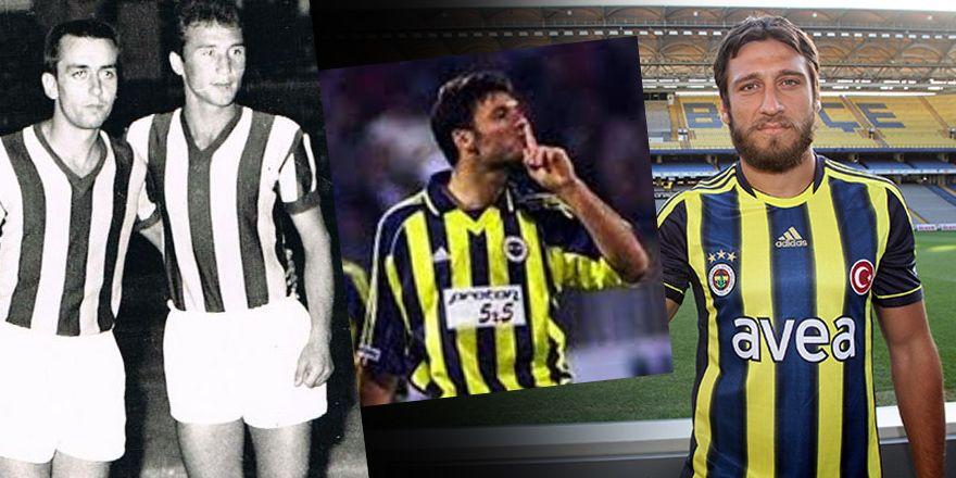 Önce Beşiktaş'ta sonra F.Bahçe'de forma giymiş 8 isim