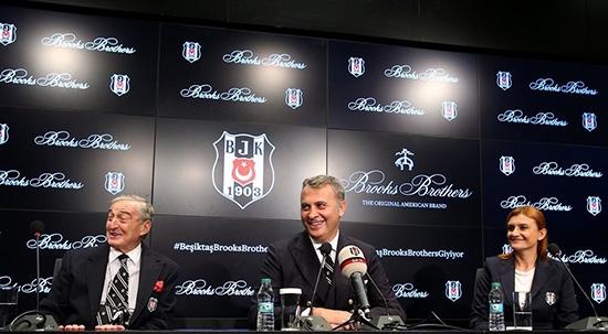 Beşiktaş'a bir sponsor daha! 1