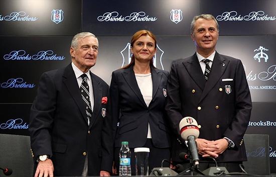 Beşiktaş'a bir sponsor daha! 5